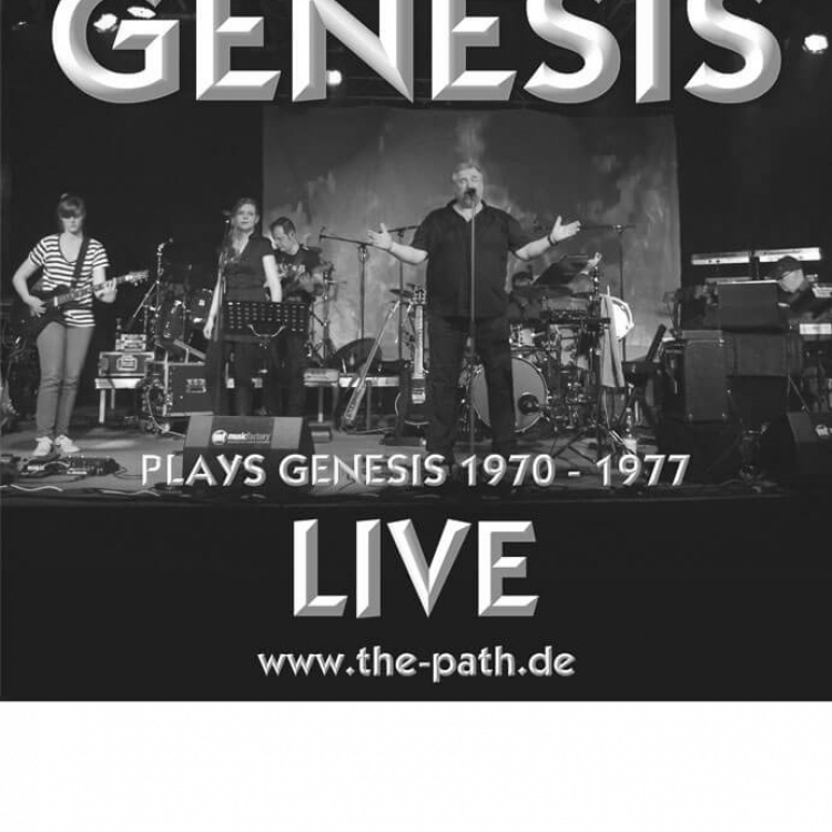 The path of Genesis - Plakat